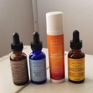 Body Merry Skincare Set - 4-pc